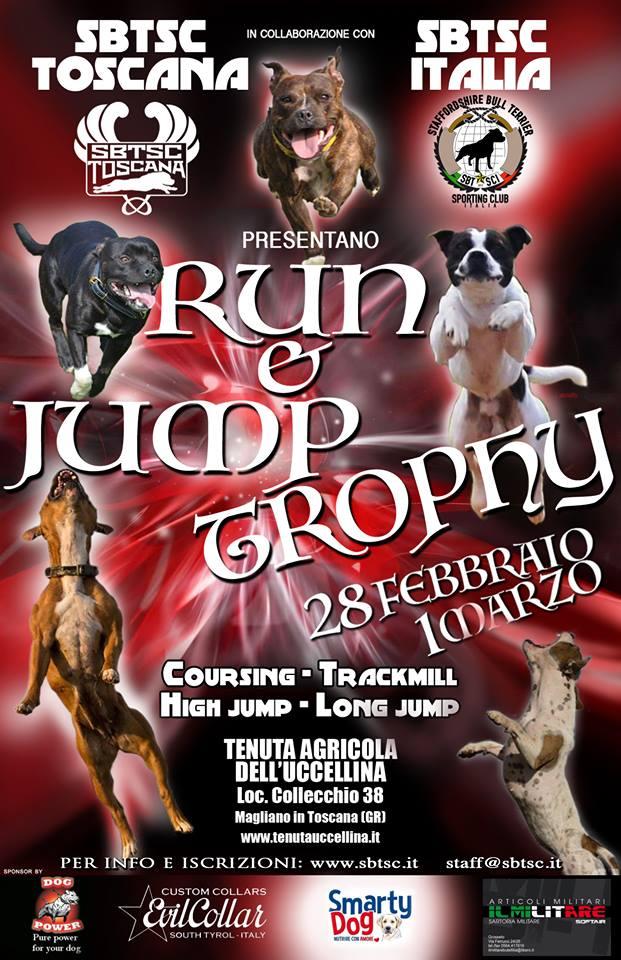 Run e Jump Trophy